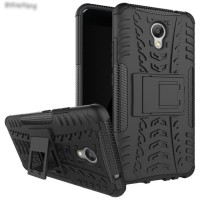 Hardcase Defender Armor Kick Stand Cover Case Casing HP Meizu M5 Note