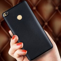 Softcase TPU Slim Carbon Fiber Cover Case Casing HP Xiaomi Mi Mix 2