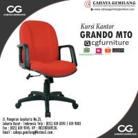 Kursi Kantor Murah Furniture Terbaru Merah