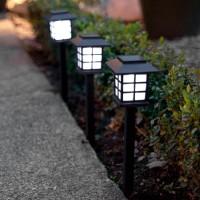 Lampu Taman LED Tenaga Surya (Solar)