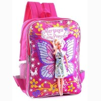 promo Tas Anak Perempuan Gambar Princes Pink