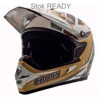 CO 452 Full Face Helm Cross Cargloss MXC