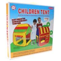 Mainan Tenda Anak Children Tent 999E-7 - Tenda Kantor Pos Mainan Tenda