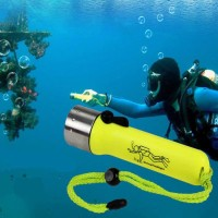 Senter Selam Tahan Air Diving Undrewater Torch Menyelam Terang Profesi