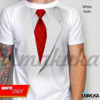 Harga white suits kaos 3d   antitipu.com