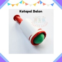 KIT EKSPERIMEN KATAPEL BALON