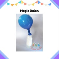 KIT EKSPERIMEN MAGIC BALLOON