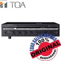 Mixer Amplifier TOA ZA 1240 SS 240 Watt dengan 5 Zone Selector
