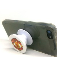 Popsocket Bola Phone Holder HP Stand Klub Bola Manchester United