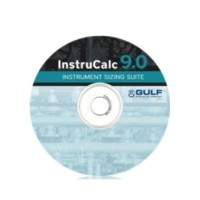 Software InstruCalc 9.0 - Original Licensed by Gulf Publishing