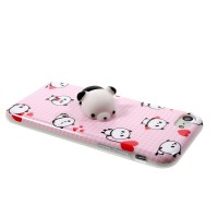 PRomo !! Case Squishy Love Panda for iPhone 7/8/plus - pelindung iphon