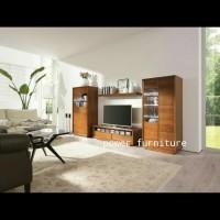 bufet tv minimalis (sofa kursi tamu lemari bufet meja makan)