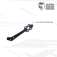 ALPHASQUAD Seeker Parts - Arm 4mm Interlock 205 MTM