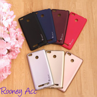 SILICON CASE PREMIUM VIOLET OPPO A71 NEW/SOFT CASE/VIOLET CASE HP
