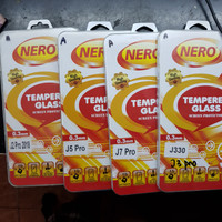 tempered glass nero original samsung j2 pro j3 pro j5 pro dan 7 pro