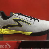 promo sepatu futsal specs metasala rival warna abu kuning ORIGINAL