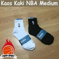 Kaos Kaki Logo NBA