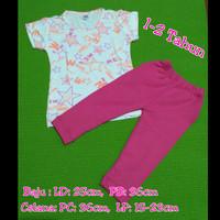 Murahh banget!! Setelan anak perempuan / kaos + legging