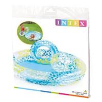 Kolam Renang anak 3in1 bonus bola Intex 59460