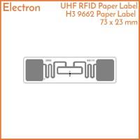RFID UHF Tag H3 AZ 9662 Paper Label Sticker EPC Gen2 ISO18000-6C