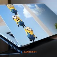 Garskin Notebook HP (Hewled Packard) 10 Inch Minion Custom (Luar Saja)