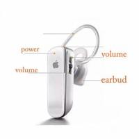 Promo Black Headset Bluetooth 4.1 Handsfree Earphone Apple Iphone -