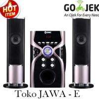 Dijual Gmc 887G Speaker Multimedia Aktif Ada Bluetooth Port Usb Unik
