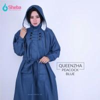 Jas Hujan Muslimah Sheba Quenzha