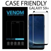 Venom Full Cover Tempered Glass Samsung Galaxy S9 Plus