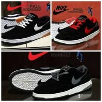 Sepatu pria keren modis sepatu sneakers pria nike paul casual kets ke