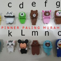 3D Peeking Case/Peeking Doll/Casing Intip/Boneka HP Intip (DOLL ONLY)