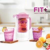 teko Fit + Infuser Jug Ungu - Happier & Healthier Family