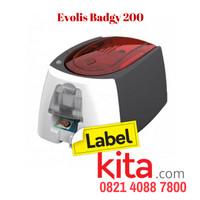 Printer kartu Printer ID Card Evolis Badgy 200