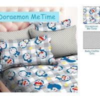 Kain Sprei / Piyama / Gamis / Mukena Meteran Star - Doraemon Me Time