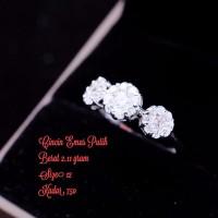 cincin emas putih 2 11 gram