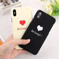 Love Heart Couples Phone Case For iphone X 8plus 7plus 6s plus Cases U