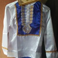 Baju Adat Manado Anak Laki - Baju Manado anak cowok - Baju daerah anak
