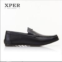 Harga original xper brands fashion men flats men casual shoes slip on   antitipu.com