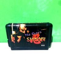 Kaset Sega Shinobi 2