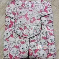baju wanita MMC Piyama CP Jumbo- BIG Size LD120/ bahan katun jepang /