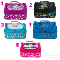SMIGGLE UNIVERSE DOUBLE DECKER LUNCHBOX