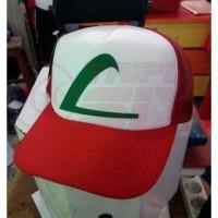 Jual Cuci Gudang!! Topi Pokemon Go : Ash Ketchum Murah