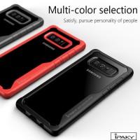 Softcase TPU iPaky Clear Bumper Cover Case Casing HP Xiaomi Redmi 5x