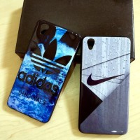 Softcase TPU Exclusive IMD Nike Adidas Cover Case Casing HP Vivo Y65