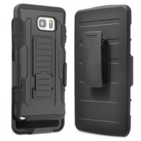 Hardcase Armor Hybrid Clip Stand Cover Case Casing HP Samsung Mega 2