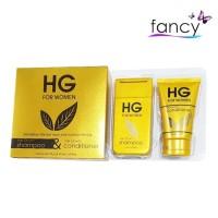 HG Shampo 120ml + Conditioner 50ml WOMEN