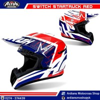 Helm,trail,cross,AIROH,grasstrack,trabas,MX
