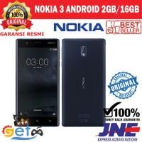 HP NOKIA 3 ANDROID 2GB/16GB GARANSI RESMI