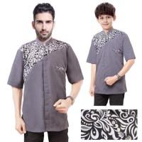 Baju Koko Egie Bapak Dan Anak Kemeja Muslim Pria