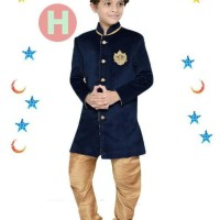 FK 38H Baju Koko Kostum Anak Kecil India Pakistan Import Dongker